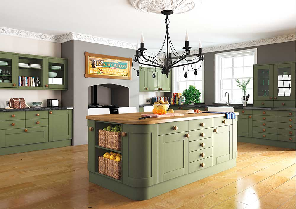 Traditional Style Brought To You By Belle Kitchens Belle
